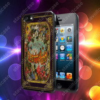 Panic at the disco welcome to the sound pretty odd Case For iPhone 5, 5S, 5C, 4, 4S and Samsung Galaxy S3, S4