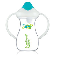 Born Free Breeze Transition Trainer Cup, Teal, 5 Ounce