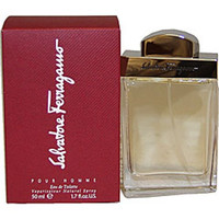 Salvatore Ferragamo Men 1.7 Oz Gift Pack.