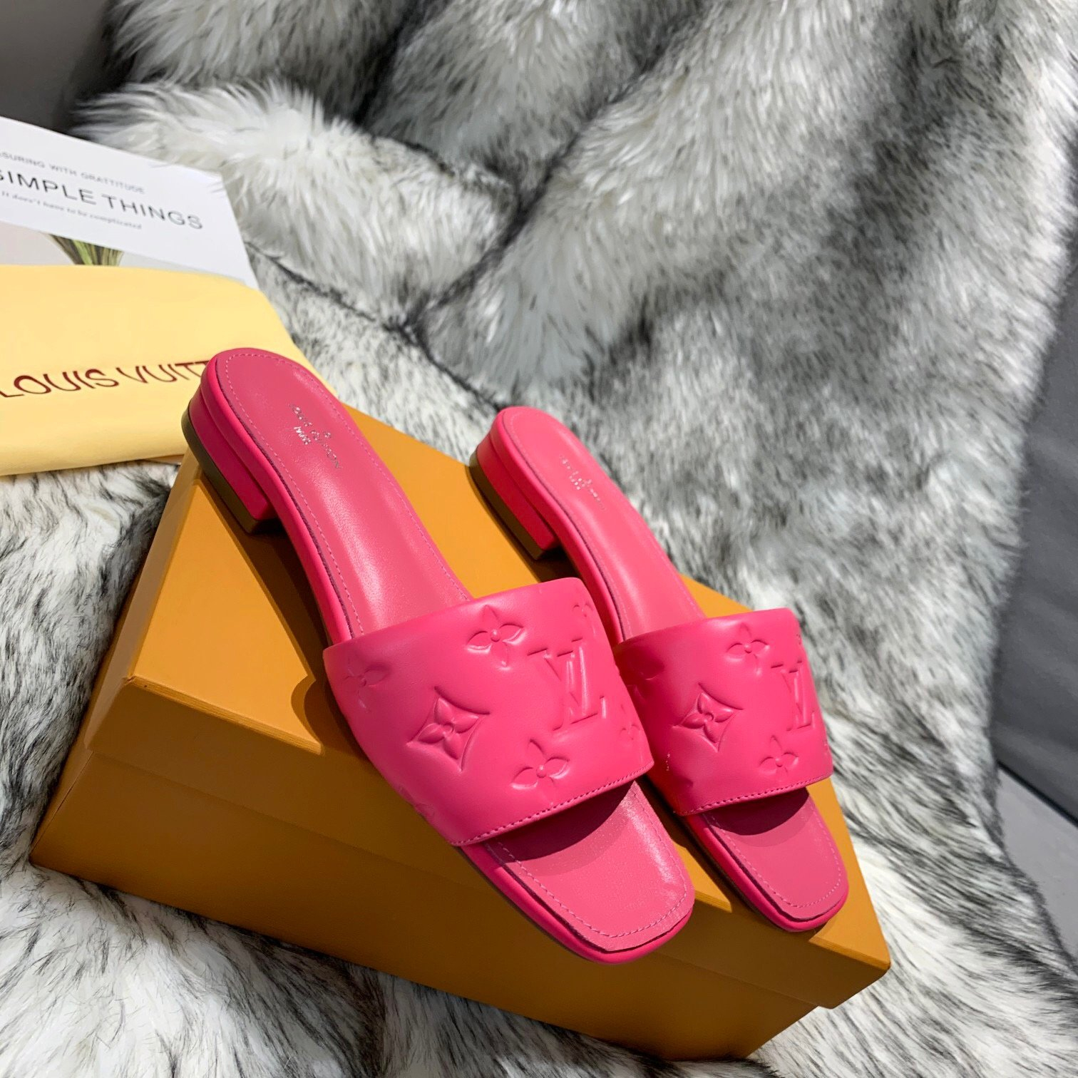 Image of LV New slippers