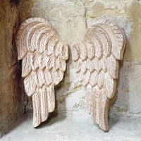 Carved Angel Wings ? Cox & Cox, the difference between house and home.