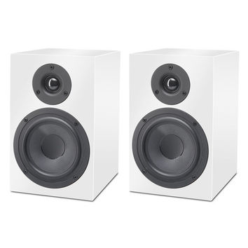 Pro-Ject: Speaker Box 5 (Pair) - White