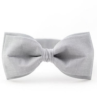 Bow Tie by BartekDesign Light Gray Wedding
