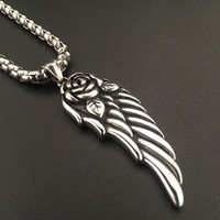 Gift Stylish Jewelry Shiny New Arrival Hot Sale Fashion Hip-hop Club Necklace [6542767747]