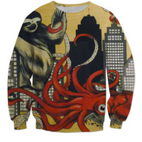 Sloth Fight Sweater