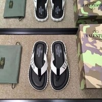 Valentino Men's Latest Beach Slippers!