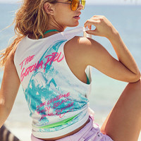 Gotcha For UO Graphic Surf Tank Top | Urban Outfitters