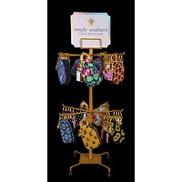 Keychain Hand Sanitizer Holder - F20 - Simply Southern