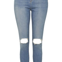MOTO Cain Ripped Jeans - Topshop