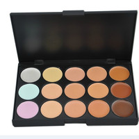 15 Color Concealer Makeup Palette