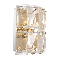 Crystal Glass Wall Lamp | Eichholtz Amazone
