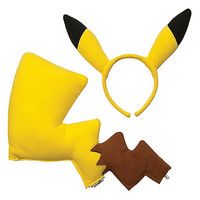 Pikachu Costume Kit - Pokemon - Spirithalloween.com