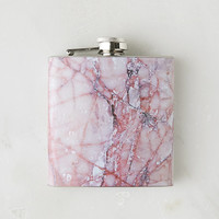 Pink Agate Flask | Urban Outfitters
