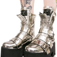 Plated Detroit Boots