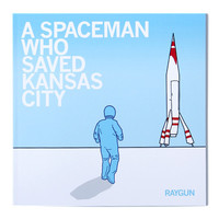 Spaceman Kansas City Book