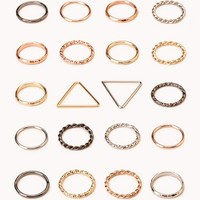 Favorite Midi Ring Set