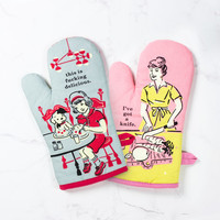 Cheeky Oven Mitts | FIREBOX