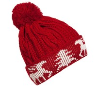 Casual Christmas Winter Bobble Beanie Hat