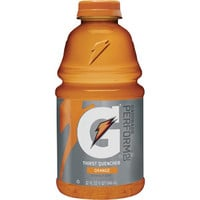 Gatorade Orange Sports Drink 32 oz Bottles - Case of 15