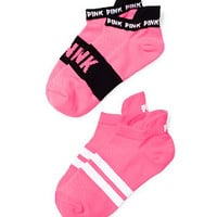 Ultimate No-Show Socks - PINK - Victoria's Secret