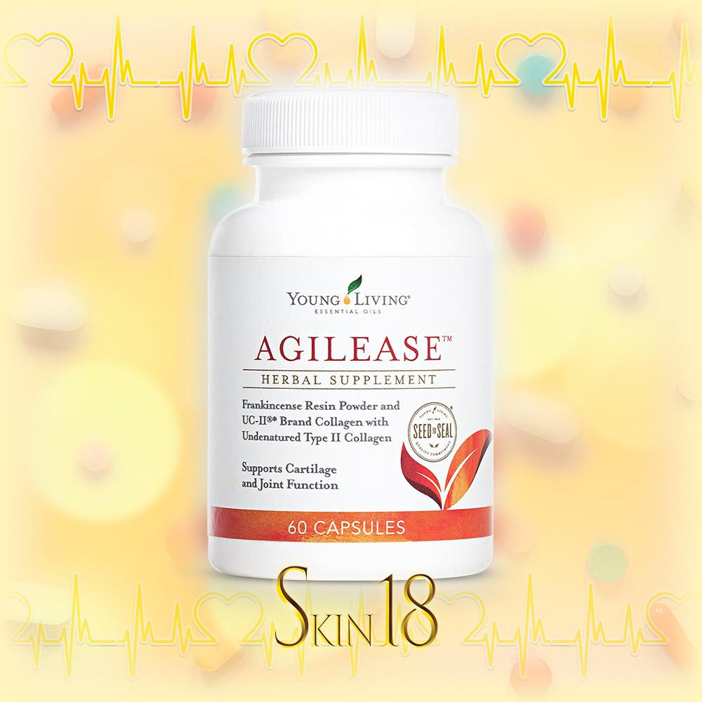 Image of AgilEase Herbal Supplement
