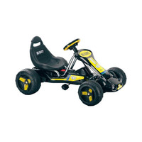 Lil' Rider? Black Stealth Pedal Powered Go-Kart