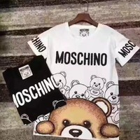 Moschino Bear Fashion Women T Shirt-1