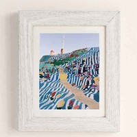 Kevin Russ Salvation Staircase Art Print