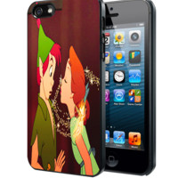 Peter Pan and Wendy Kissing Samsung Galaxy S3 S4 S5 Note 3 , iPhone 4 5 5c 6 Plus , iPod 4 5 case