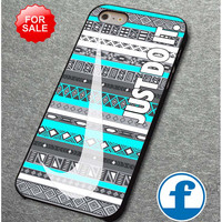 Nike JustDoIt Aztec for iphone, ipod, samsung galaxy, HTC and Nexus Phone Case