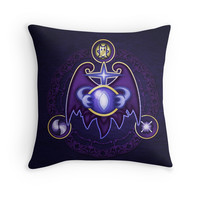 'Shade' Throw Pillow by likelikes