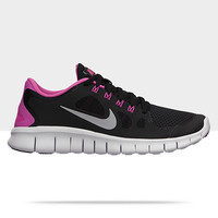 Check it out. I found this Nike Free 5.0 (3.5y-7y) Girls' Running Shoe at Nike online.