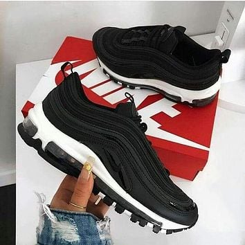 NIKE AIR MAX 97 Fashion Running Sneakers Sport Shoes-14