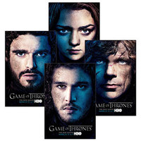Game of Thrones Season 3 Promo Posters