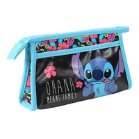 Disney Lilo & Stitch Ohana Means Family Cosmetic Bag