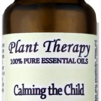 Calming the Child Synergy Essential Oil Blend. 10 Ml. 100% Pure, Undiluted, Therapeutic Grade. (Blend Of: Lavender, Tangerine, Mandarin and Roman Chamomile)