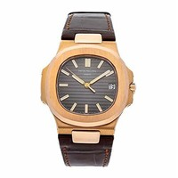 Patek Philippe Nautilus Automatic-self-Wind Male Watch 5711R-001 (Certified Pre-Owned)