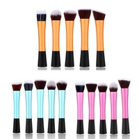 1Pc Professional Makeup Brushes Fibre Eyeshadow Foundation Powder Blush Cosmetic Beauty Tools Make Up Brush Set Pincel Maquiagem