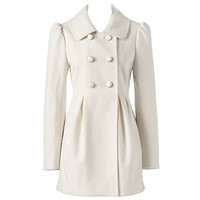Lili double breasted coat - Forever New