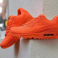 Tagre™ Nike Air Max 90 Women Sport Casual Small Air Cushion Sneakers Running Shoes