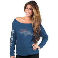 Denver Broncos Women's Official NFL Team Fleece