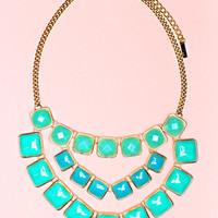 Tropical Waters Necklace