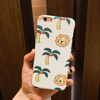 Palm Tree Case for iPhone