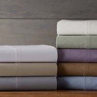 Waldorff's: Hemstitch Egyptian Cotton Sheet Set $59.99