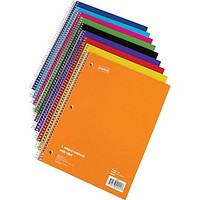 Staples® 1 Subject Notebook, 8 x 10-1/2