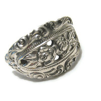 Sterling Silver Oneida Heirloom Vintage Spoon Ring