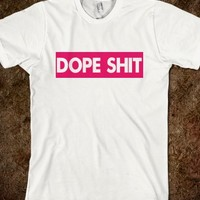 DOPE SHT TOP