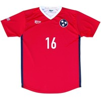 Tennessee State Cup Soccer Jersey