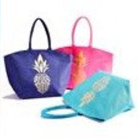 GC Pineapple Tote Bag
