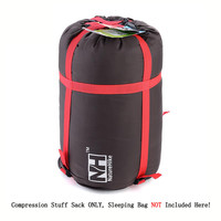 Lightweight Outdoor Sleeping Bag Pack Compression Stuff Sack High Quality Storage Carry Bag For Camping Hiking Mountaineering